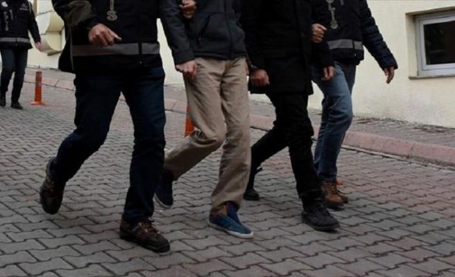 Balıkesir merkezli 10 ilde FETÖ operasyonu: 19 gözaltı