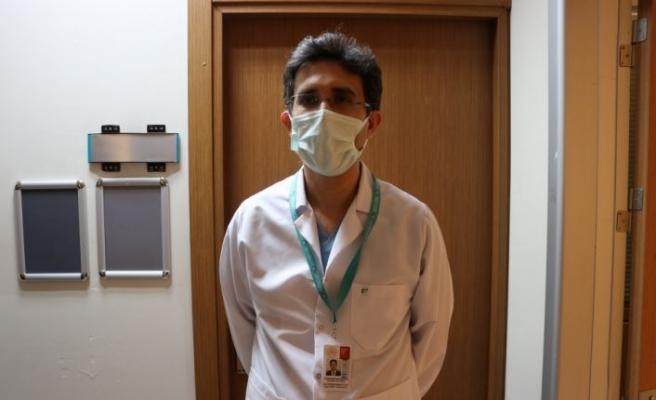 Balıkesir'de CoronaVac aşısı sağlık çalışanlarına uygulanmaya başlandı