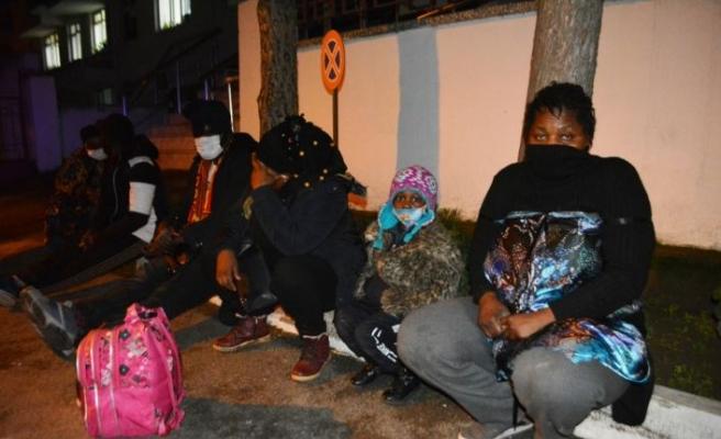 Göçmen kaçakçılığı operasyonunda 4 tutuklama