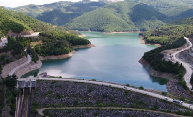 Bursa'nın içme suyu ihtiyacı için 2023'te Çınarcık Barajı da devreye alınacak