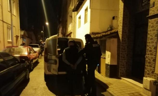 Bursa'da sokağa çıkma kısıtlamasına uymayan 12 kişiye para cezası