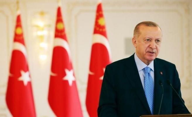 Cumhurbaşkanı Erdoğan, CHP Genel Başkanı Kılıçdaroğlu'na manevi tazminat davası açtı