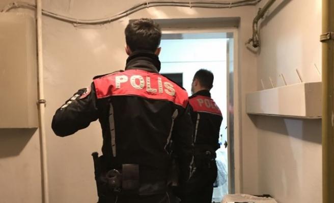 Edirne'de bir evde kumar oynatan ve oynayan 9 kişiye ceza uygulandı