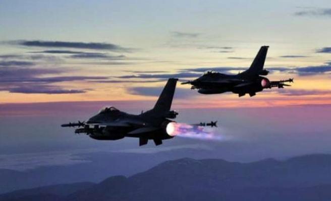 Gara bölgesinde 8 PKK'lı terörist etkisiz hale getirildi