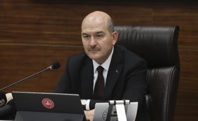 İçişleri Bakanı Soylu: Kadın cinayetleri yüzde 21 düştü