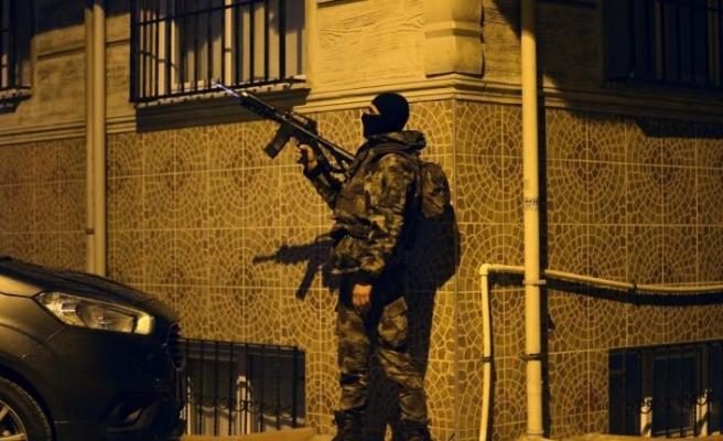 Uyuşturucu satıcılarına yönelik operasyonda 36 şüpheli yakalandı