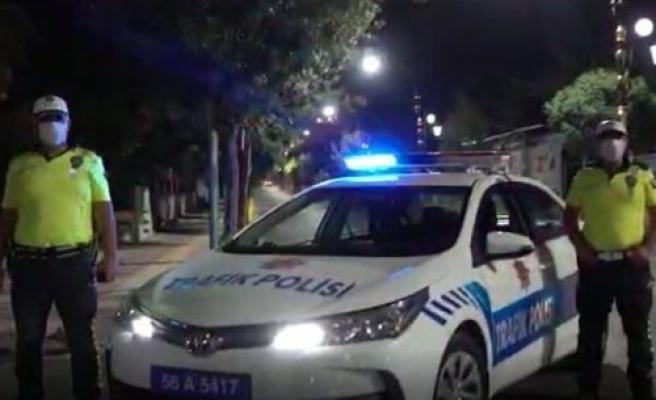 Kocaeli'de Kovid-19 tedbirlerine uymayan 147 kişiye para cezası