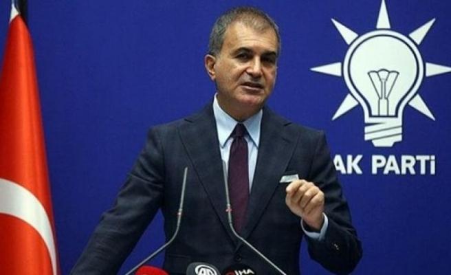 """Öme Çelik'ten Kılıçdaroğlu'nun """"sözde cumhurbaşkanı"""" ifadesine tepki"""