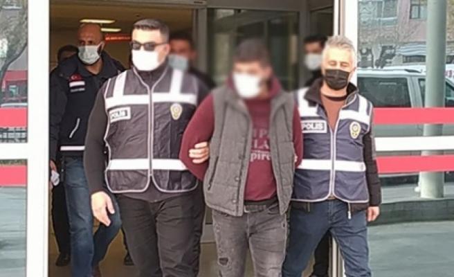 """Polisin """"dur"""" ikazına uymayan araçtaki 6 sığınmacı yakalandı"""