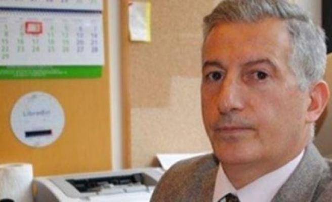 Prof. Dr. Yunus Taş Kovid-19 nedeniyle hayatını kaybetti