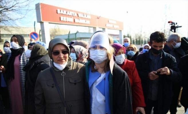 Sakarya'da havai fişek fabrikası duruşmasından  sonra açıklama geldi