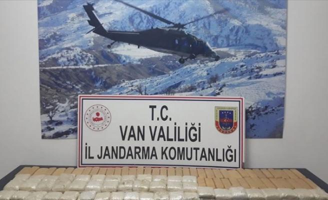 Sınır hattında  PKK'nın finans kaynağına büyük darbe vuruldu