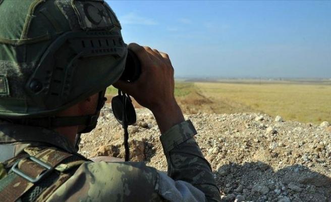 Sınırda yakalanan terör örgütü DHKP/C şüphelisi tutuklandı