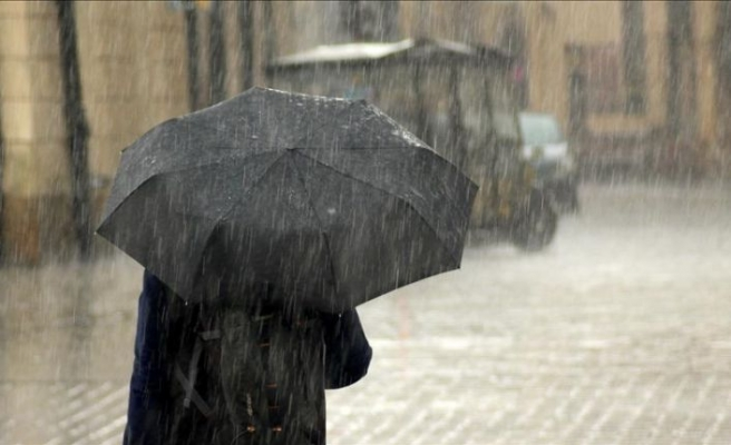 Türkiye'de yarın yağışlar etkili olacak