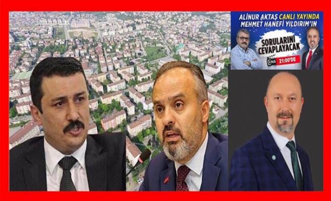Türkoğlu: Alinur Aktaş yine acizlik örneği gösterdi!