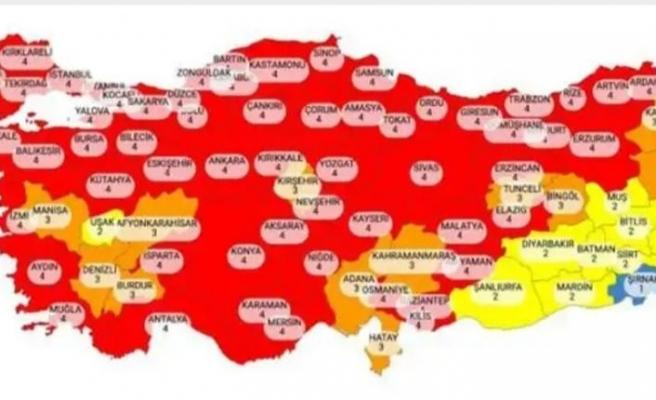 Cumhurbaşkanı Erdoğan Yeni Kısıtlamaları açıkladı!
