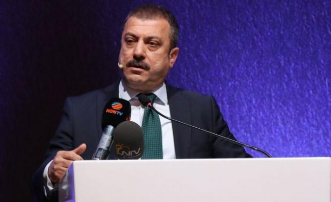 Cumhurbaşkanlığını Kararnamesi ile Merkez Bankası Başkanı değişti