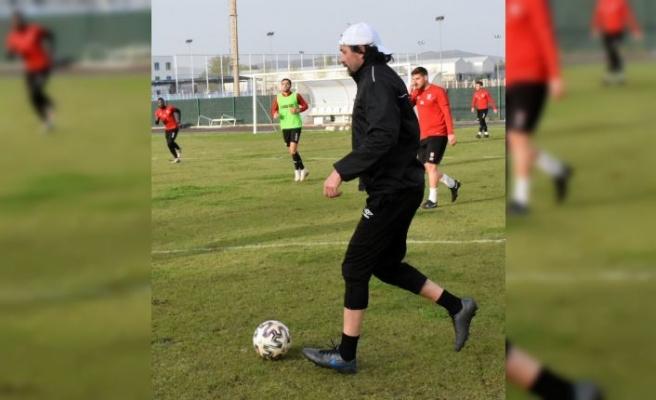 """Balıkesirspor Teknik Direktörü Yusuf Şimşek: """"Mücadelemizi en iyi şekilde yapacağız"""""""