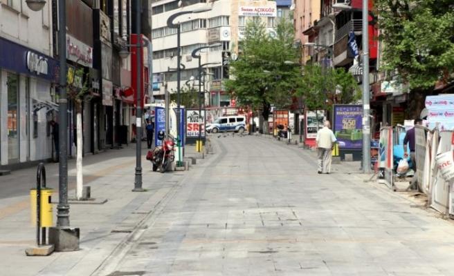 """Doğu Marmara ve Batı Karadeniz'de """"tam kapanma"""" sürecinin dördüncü gününde sessizlik hakim"""
