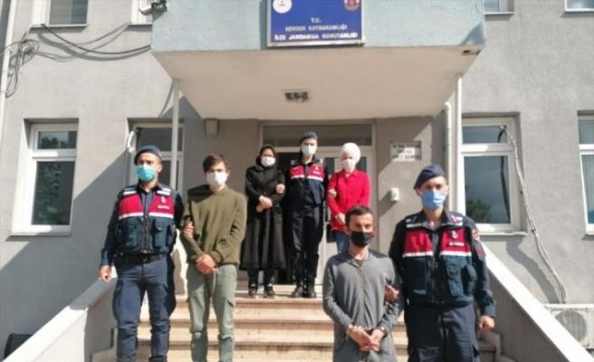 Sakarya'da 5 büyükbaş hayvan çaldığı tespit edilen 3 şüpheli tutuklandı