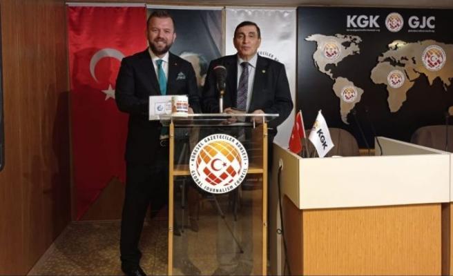 Ankara'da İnce Bakış'ın Konuğu Usta Kalem Mehmet Çatakçı oldu