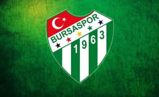 Bursaspor, biriken 3 milyon 649 bin liralık elektrik borcunu yapılandırdı