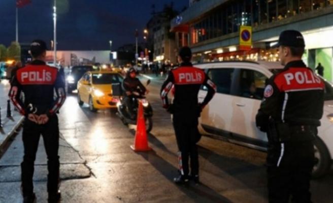 İstanbul'da asayiş uygulamasında aranan 411 kişi yakalandı