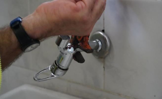 Lüleburgaz'da kamu kurumlarına tasarruflu musluk