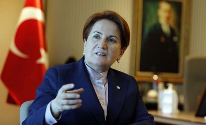 Millet İttifakının Cumhurbaşkanı Adayı Meral Akşener Mi?