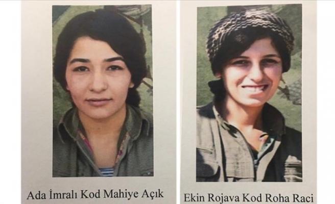 MİT'in Süleymaniye'deki operasyonunda 2 PKK'lı terörist etkisiz hale getirildi