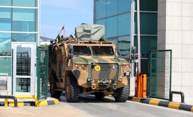 Romanya'daki NATO tatbikatına katılan Mehmetçik Türkiye'ye dönmeye başladı