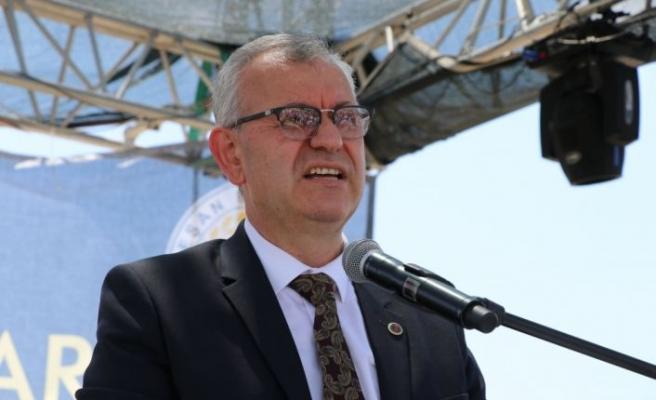 TBMM Kadın Erkek Fırsat Eşitliği Komisyonu Başkanı Aksal, Trakya Yöresel Ürünler Pazarı açılışına katıldı