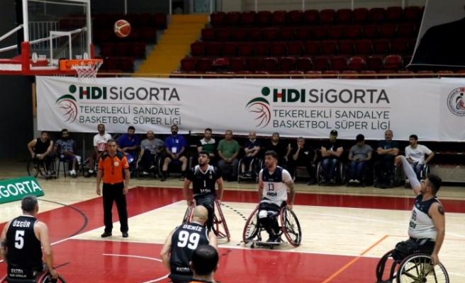 Tekerlekli Sandalye Basketbol Süper Ligi finali