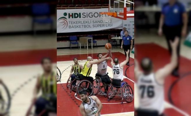 Tekerlekli Sandalye Basketbol Süper Ligi'nde Beşiktaş HDI Sigorta finale yükseldi