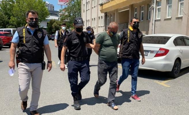 Tekirdağ'da sahte içki soruşturmasında gözaltına alınan 4 zanlı adliyede