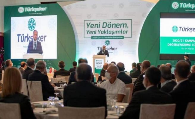 Türkşeker 2020-2021'de Üretim Rekoru Kırdı