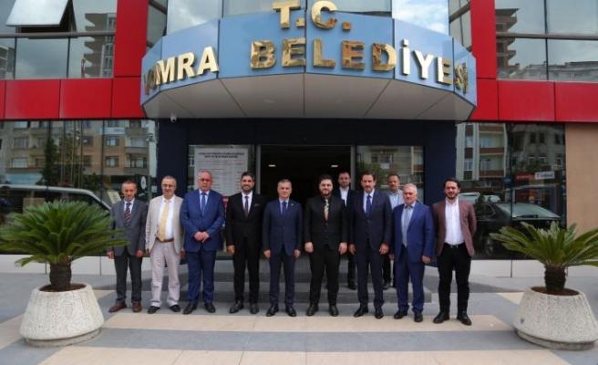 BTP Liderinden Trabzon Çıkarması