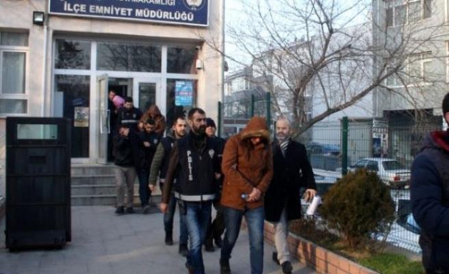 Edirne'de gözaltına alınan FETÖ şüphelisi tutuklandı
