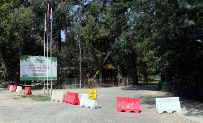 Edirne'de ormanlık alanlara girişlere izin verilmiyor