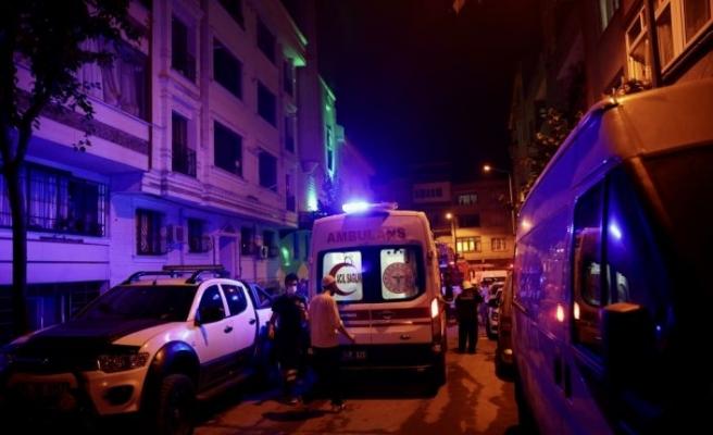 Gaziosmanpaşa'da bir Kur'an kursunda çıkan yangın söndürüldü