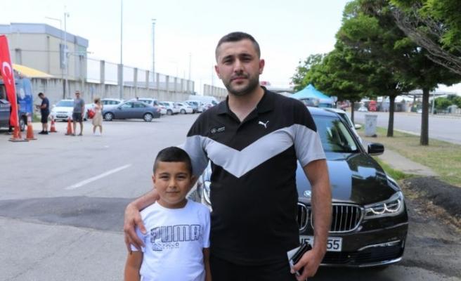 Kapıkule'den 1 Haziran'dan bu yana 400 binin üzerinde gurbetçi Türkiye'ye giriş yaptı