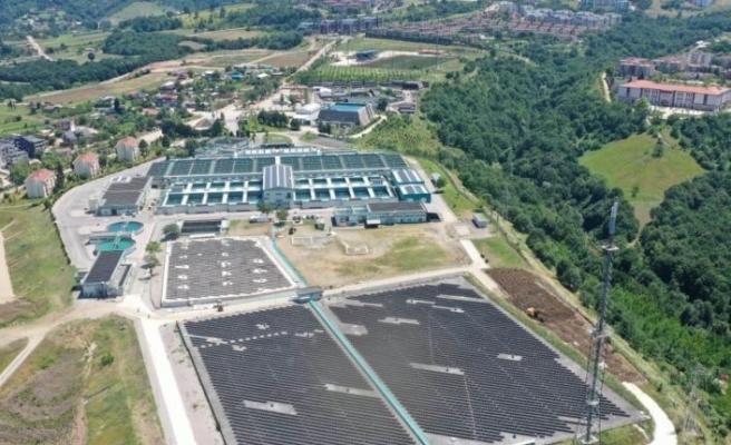 Kocaeli'de kurulan güneş enerjisi santrallerinin gücü artırıldı
