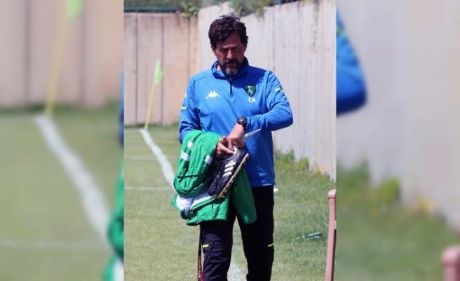 Kocaelispor yeni sezon hazırlıklarını Bolu'da sürdürüyor