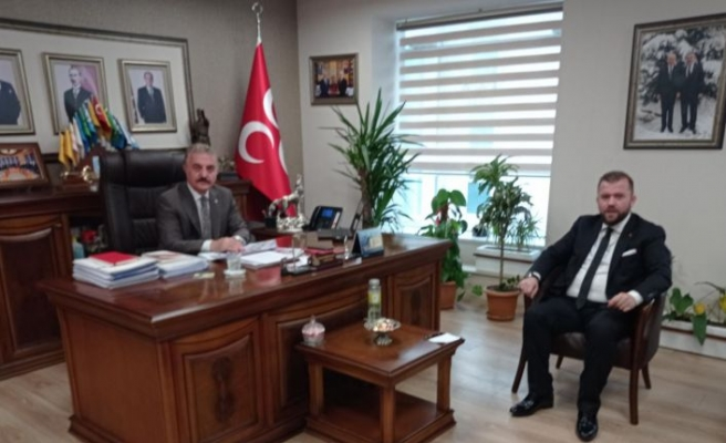 MHP GENEL SEKRETERİ İSMET BÜYÜKATAMAN: ''HDP KAPATILMALIDIR''