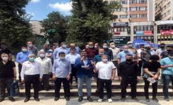 Mısır'daki idam kararları Kocaeli'de protesto edildi