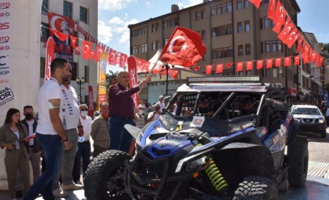 Petlas 2021 Türkiye Off-Road Şampiyonası