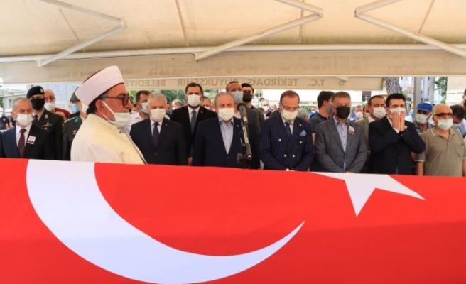 TBMM Başkanı Şentop, Tekirdağ'da konuştu: