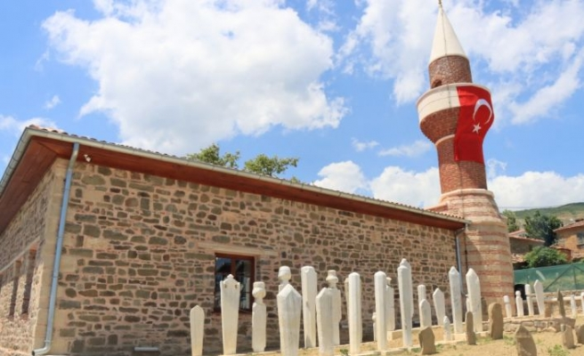 TBMM Başkanı Şentop, Tekirdağ'da restorasyonu tamamlanan tarihi Güzelköy Camisi'nin açılışını yaptı: