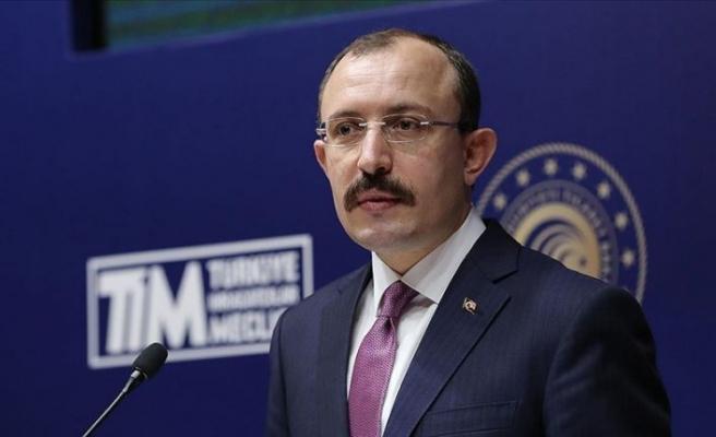 Ticaret Bakanı Muş: Cumhuriyet tarihinin en yüksek ihracat tutarlarına ulaştık