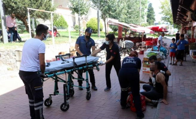 Edirne'de bıçaklı kavga: 2 yaralı